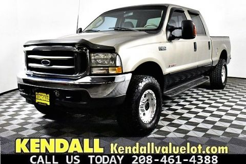 Pre-Owned 2003 Ford F-250SD Lariat