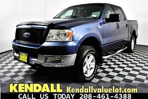 Pre-Owned 2004 Ford F-150 Lariat