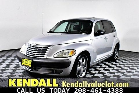 Pre-Owned 2002 Chrysler PT Cruiser Limited