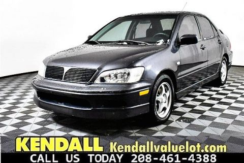 Pre-Owned 2003 Mitsubishi Lancer OZ-Rally