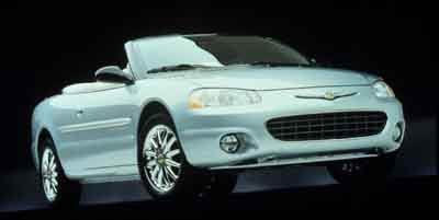 Pre-Owned 2001 Chrysler Sebring LXi
