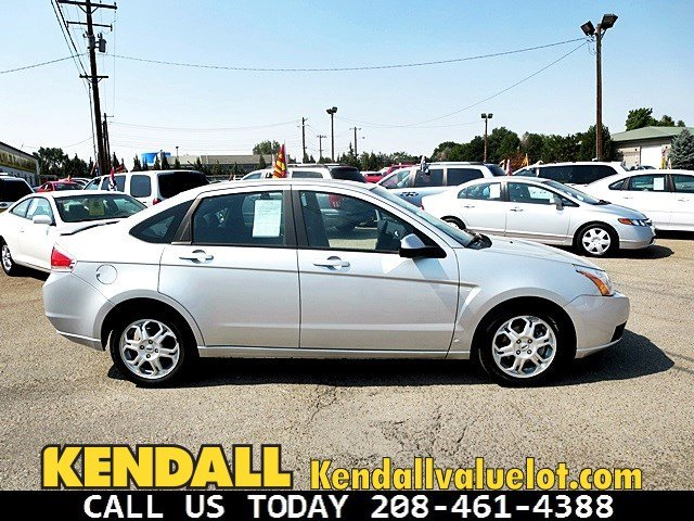 PreOwned 2009 Ford Focus SES in Nampa 970881A  Kendall Value Lot