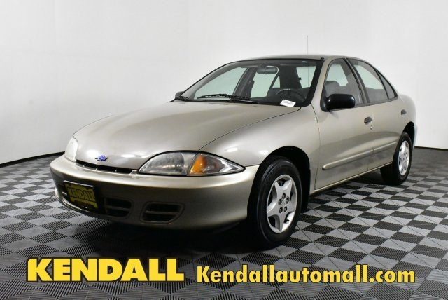 Pre-Owned 2001 Chevrolet Cavalier