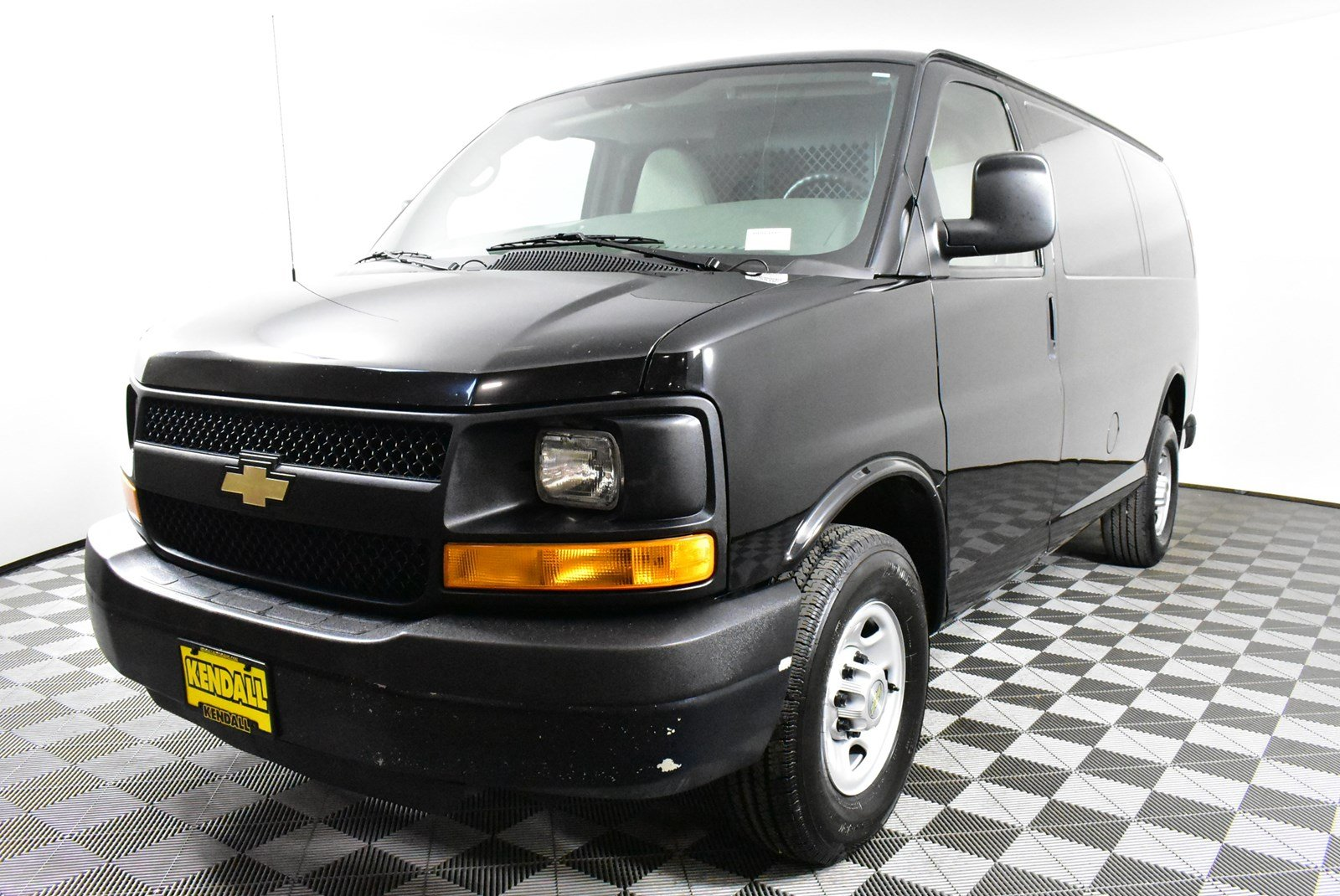 ff9975b3bd Pre-Owned 2013 Chevrolet Express Cargo Van 2500 RWD 135 in Nampa ...