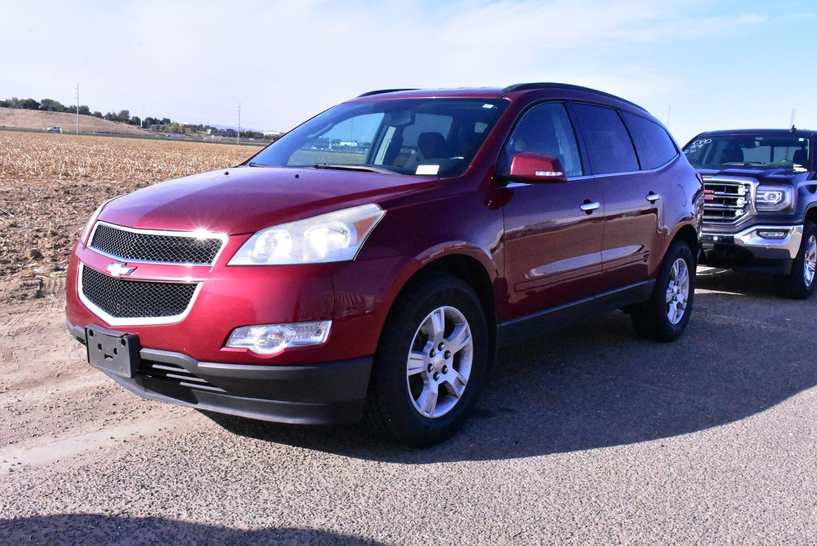 Pre-Owned 2011 Chevrolet Traverse LT w/1LT