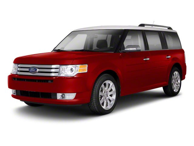 Pre-Owned 2010 Ford Flex SEL