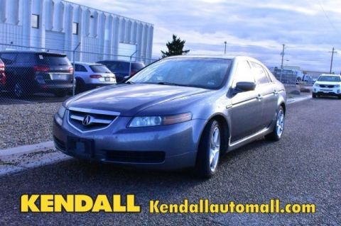 Pre-Owned 2005 Acura TL 4DR SDN AT