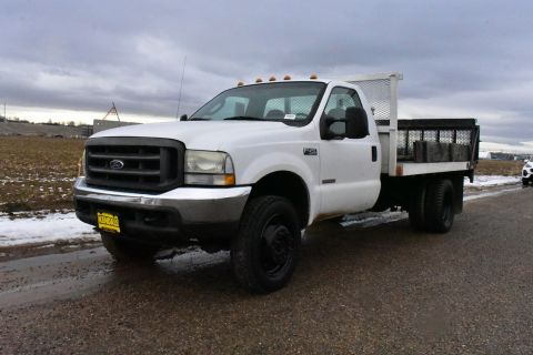 Pre-Owned 2004 Ford Super Duty F-450 DRW XLT