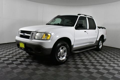 Pre-Owned 2003 Ford Explorer Sport Trac XLS