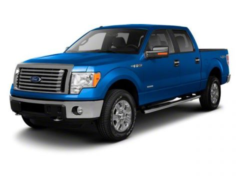 Pre-Owned 2012 Ford F-150 XLT