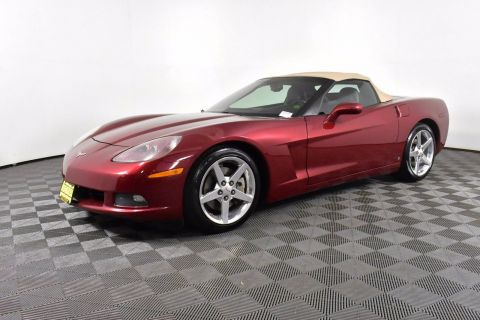 Pre-Owned 2006 Chevrolet Corvette 2DR CONV