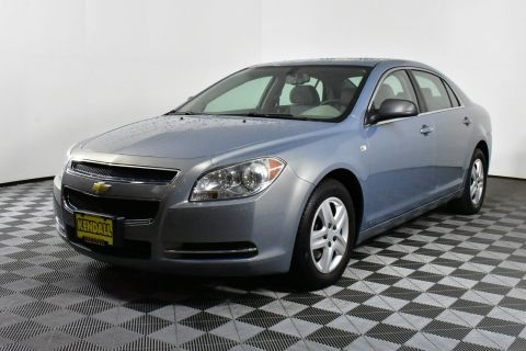 Pre-Owned 2008 Chevrolet Malibu LS