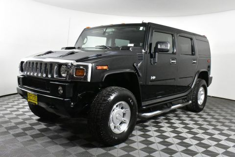 Pre-Owned 2006 HUMMER H2 4DR WGN