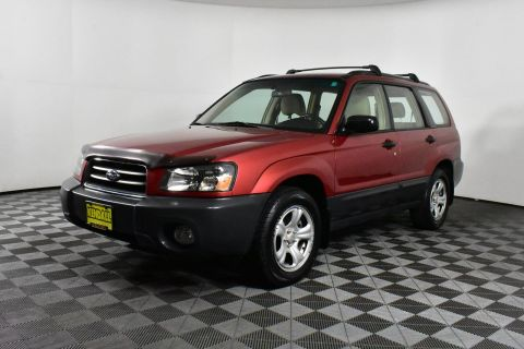 Pre-Owned 2005 Subaru Forester X