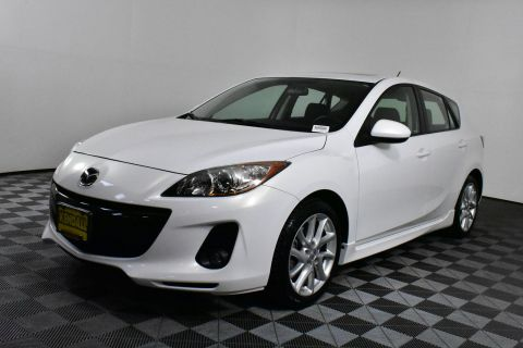 Pre-Owned 2012 Mazda3 s Touring