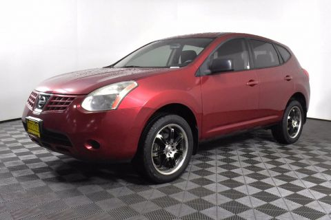 Pre-Owned 2009 Nissan Rogue S