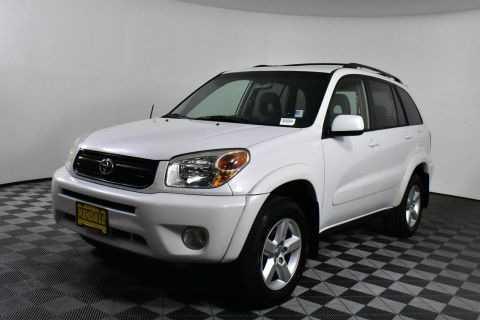 Pre-Owned 2005 Toyota RAV4 4DR 4WD AT