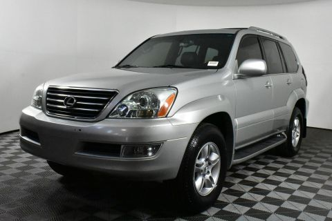 Pre-Owned 2004 Lexus GX 470 4DR SUV