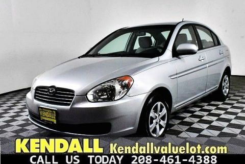 Pre-Owned 2010 Hyundai Accent GLS