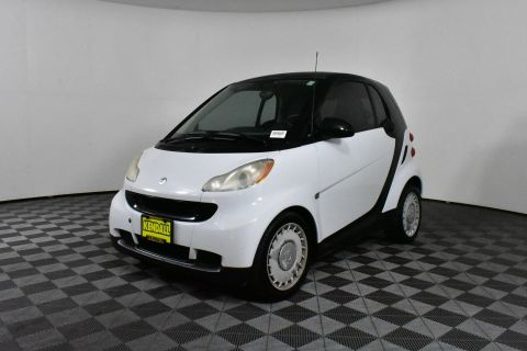 Pre-Owned 2009 smart fortwo Brabus